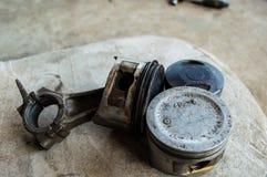 Части автомобиля Стоковая Фотография RF