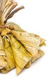 Части вареников риса. Стоковое Фото