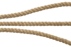 Части веревочки Стоковое Изображение