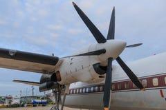 Части воздушных судн Стоковое фото RF