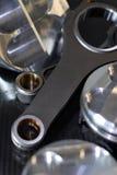 части двигателя Стоковая Фотография