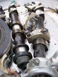 части двигателя Стоковые Фото