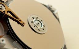 Части жесткия диска внутренние Стоковое фото RF