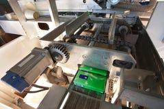 части машины упаковывая Стоковые Фотографии RF