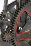 части машины Стоковые Изображения