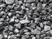 Части предпосылки угля Стоковое фото RF