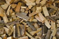 Части древесин Стоковое Фото