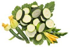 части сердцевин vegetable Стоковые Фото