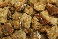 части хлеба Стоковая Фотография RF