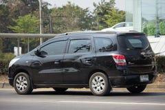 Частная закрутка Шевроле автомобиля MPV Стоковое Изображение RF