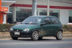 Частная машина, качание Opel Стоковое Фото