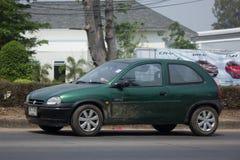 Частная машина, качание Opel Стоковые Фото