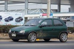 Частная машина, качание Opel Стоковые Фотографии RF