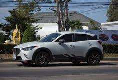 Частная машина, Mazda CX-3, cx3 Стоковое фото RF