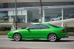 Частная машина, Toyota Celica Стоковые Фото