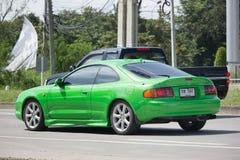 Частная машина, Toyota Celica Стоковые Изображения