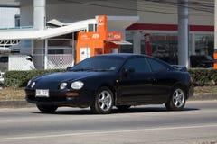 Частная машина, Toyota Celica Стоковое Изображение