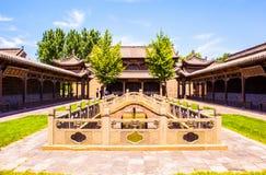 Частная школа сцен-Стар-стиля парка поместья Chang Стоковые Фото