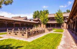 Частная школа сцен-Стар-стиля парка поместья Chang Стоковые Изображения