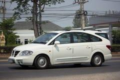 Частное Ssangyong Van, новое Stavic SV270 Стоковые Изображения