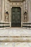 Частность собора Флоренс Стоковые Фотографии RF