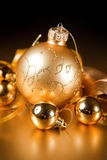 Частность украшений рождества. стоковое фото