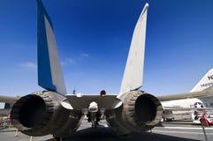 Частность F14 стоковая фотография rf