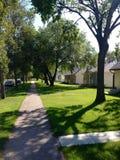 Частные дома в Виннипеге Стоковые Фотографии RF