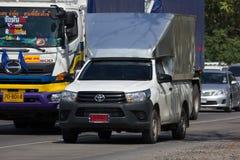 Частный автомобиль Тойота Hilux грузового пикапа Стоковое Изображение