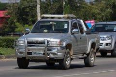 Частный автомобиль Тойота Hilux грузового пикапа Стоковые Фотографии RF