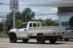 Частный автомобиль Тойота Hilux Revo грузового пикапа с сбросом Стоковая Фотография RF
