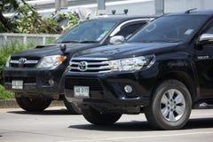 Частный автомобиль Тойота Hilux Revo грузового пикапа Стоковая Фотография
