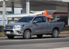 Частный автомобиль Тойота Hilux Revo грузового пикапа Стоковое Фото