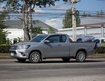 Частный автомобиль Тойота Hilux Revo грузового пикапа Стоковые Изображения