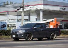 Частный автомобиль Тойота Hilux Revo грузового пикапа Стоковое Изображение RF