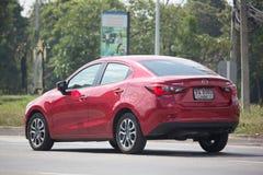 Частный автомобиль Mazda 2 Eco Стоковые Фото