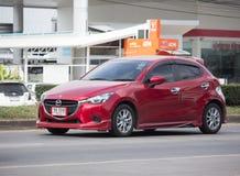 Частный автомобиль Mazda 2 Eco Стоковое Изображение