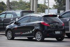 Частный автомобиль Mazda 2 Eco Стоковые Фотографии RF