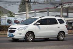 Частный автомобиль MPV, закрутка Шевроле Стоковое Фото