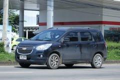 Частный автомобиль MPV, закрутка Шевроле Стоковая Фотография
