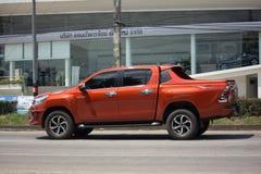 Частный бегун Тойота Hilux Revo автомобиля грузового пикапа Pre Стоковая Фотография RF
