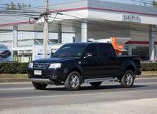 Частный грузовой пикап ксенона Tata Стоковые Изображения