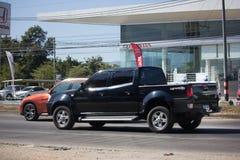 Частный грузовой пикап ксенона Tata Стоковая Фотография