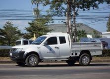 Частный грузовой пикап ксенона Tata Стоковое Фото