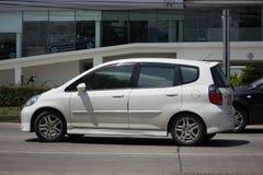 Частный джаз Honda автомобиля города Стоковое Изображение