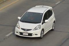 Частный джаз Honda автомобиля приемистости Стоковое Фото