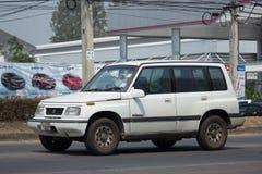 Частный мини автомобиль Suv, Suzuki Vitara Стоковое Изображение