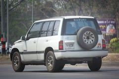Частный мини автомобиль Suv, Suzuki Vitara Стоковые Изображения RF