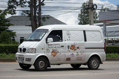 Частный мини фургон Tongfong Стоковое Фото
