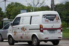 Частный мини фургон Tongfong Стоковые Фото
